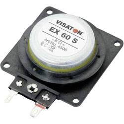 Elektrodynamický budič Visaton EX 60 S (4506), AWG 8 Ω