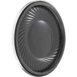 Miniaturní reproduktor Visaton K 28 WP (2909), 2,8 cm, 1 W, 0,5 KHz, 75 dB, 8 Ω