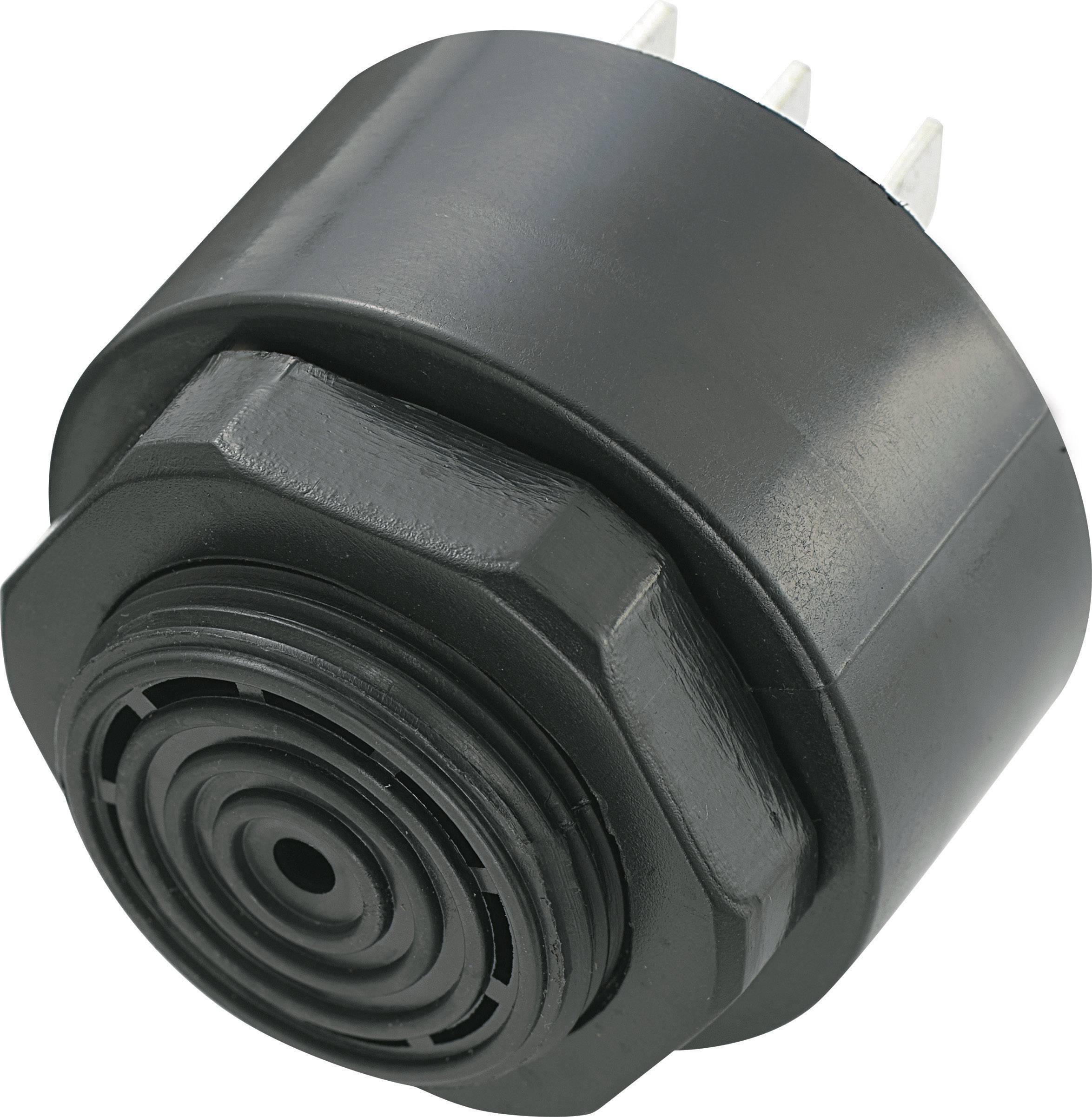 Piezoměnič, 80 dB 12 V/DC, KPI-G4312-6292