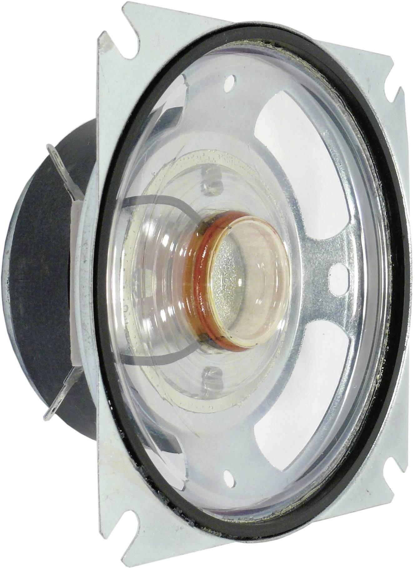 Širokopásmový reproduktor 8 cm