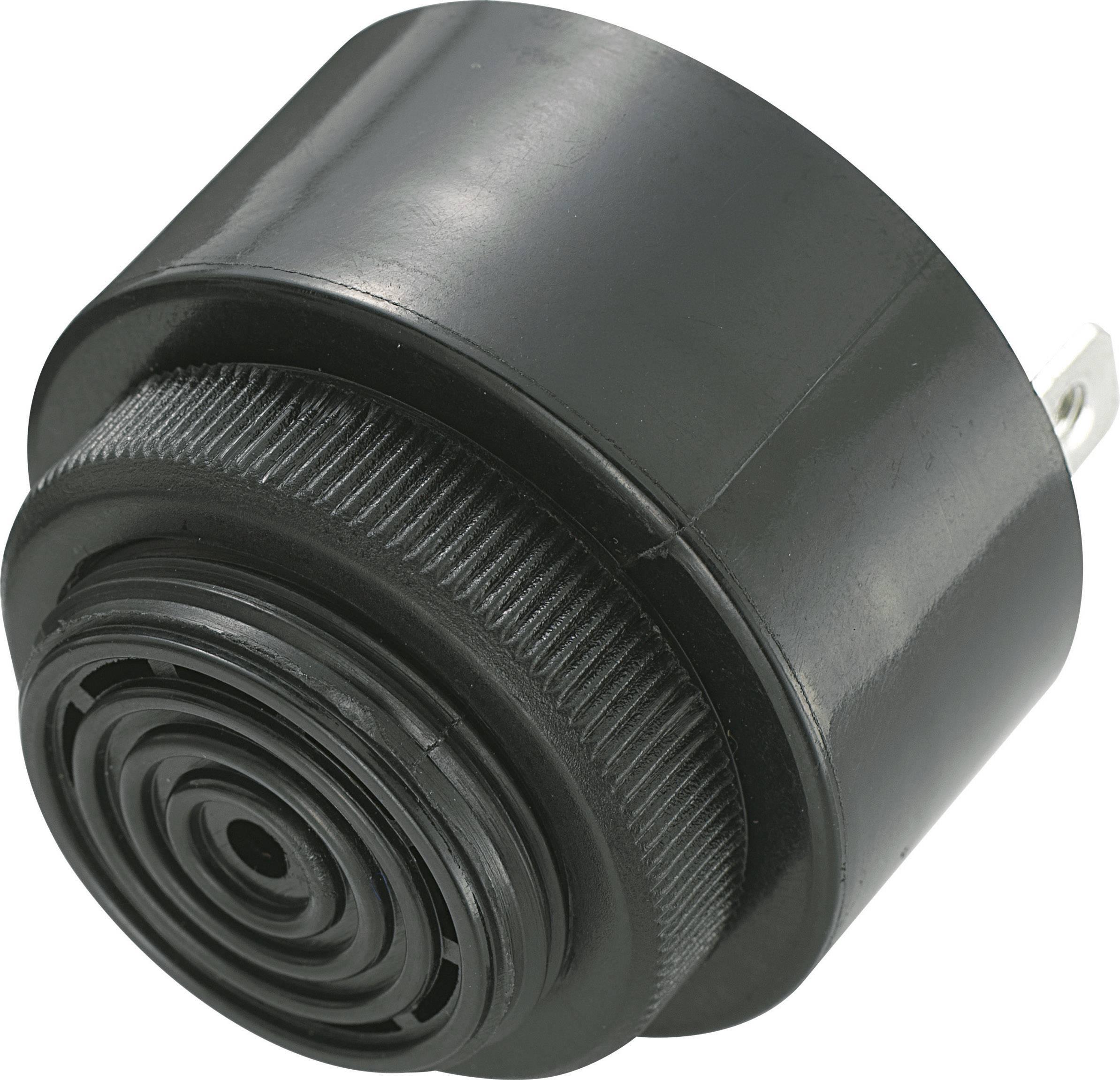 Piezoměnič, 80 dB 12 V/DC, KPI-G4320-6299