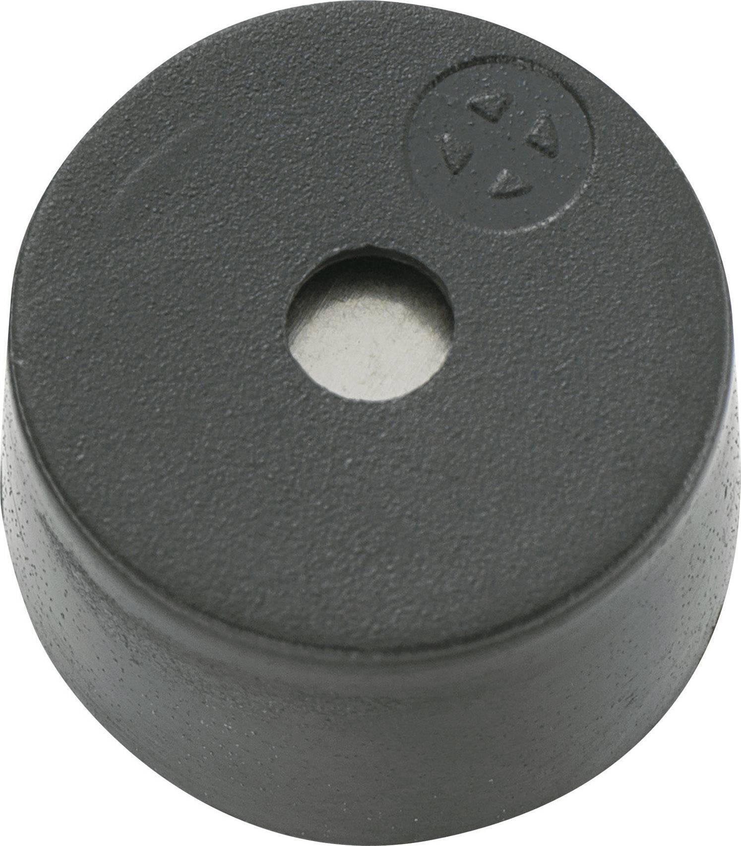 Magnetický bzučiak s elektronikou série KPX