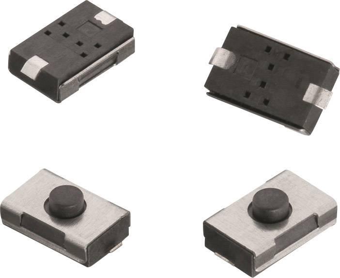 Stláčacie tlačidlo Würth Elektronik WS-TSW 434123025816, 12 V/DC, 0.05 A, 1 ks