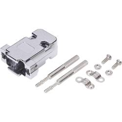 D-SUB kryt BKL Electronic 10120078, 25 pin