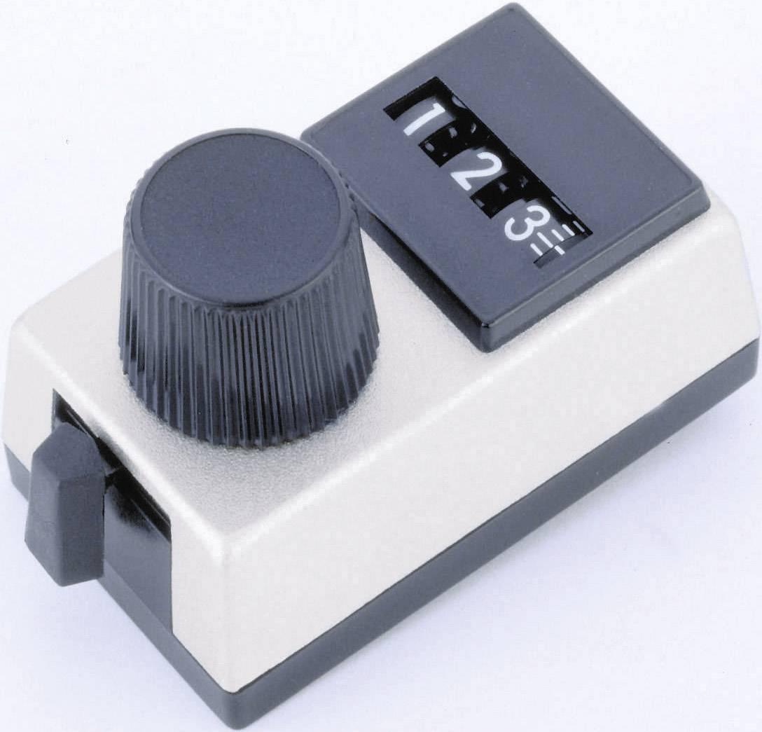 Vishay 15.01.11, (d x š x v) 44.5 x 26.9 x 25.4 mm, sivočierna, 1 ks