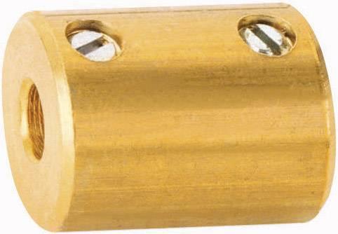 Spojky osiček, válcové, 6 mm