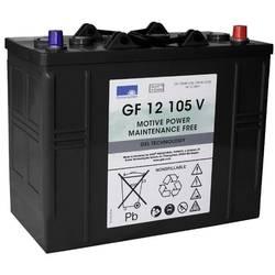 Olověný akumulátor 12 V 105 Ah GNB Sonnenschein GF 12 105 V GF12105V olověná gelová (š x v x h) 345 x 283 x 174 mm konický konektor bezúdržbové