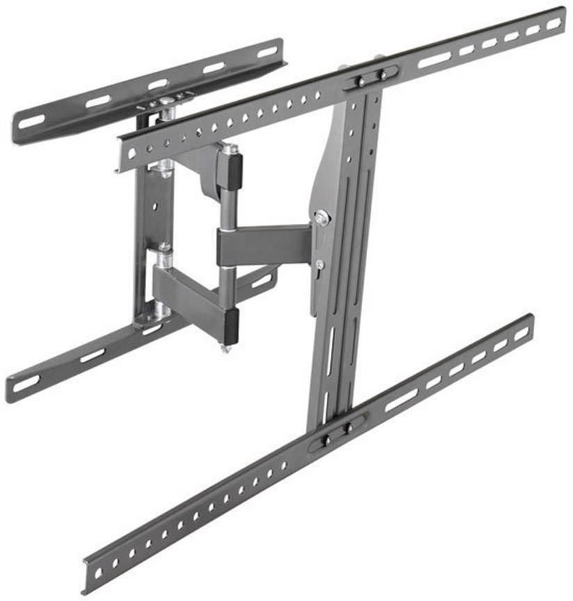 """TV držiak na stenu Vivanco WM 5545, naklápací + nakláňací, otočný, 101,6 cm (40"""") - 203,2 cm (80"""")"""