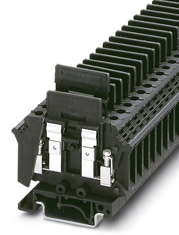 Jisticí řadová svorka Phoenix Contact UK-SI BU 3118096, 50 ks, modrá