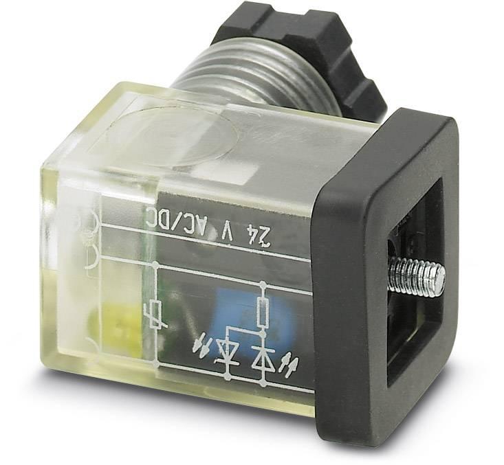 Valve connectors SACC-VB-3CON-M12/C-1L-SV 230V Phoenix Contact 1452288 SACC-VB-3CON-M12/C-1L-SV 230V, 1 ks