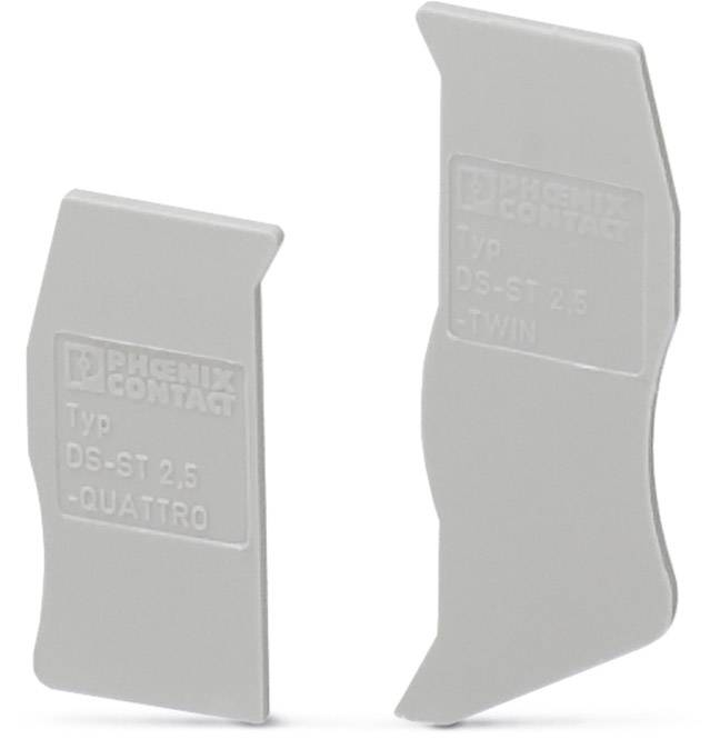 Cover segment DS-ST 2,5 Phoenix Contact 10 ks