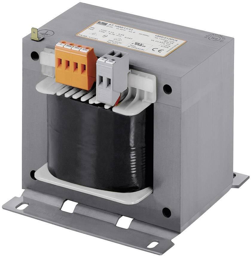 Riadiaci transformátor, izolačný transformátor, bezpečnostný transformátor Block ST 100/23/23, 100 VA