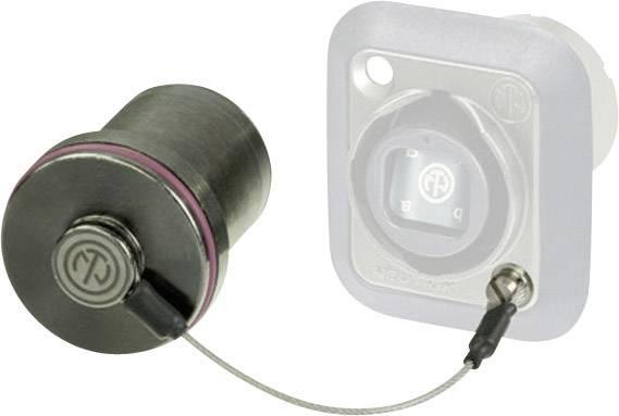 Záslepka pro vestavnou zásuvku opticalCON NO2-4FDW-A & NO2-4FDW-1-A Neutrik