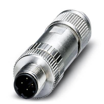 Konektor bus system plug-in Phoenix Contact SACC-M12MSD-4Q SH 15432231 ks