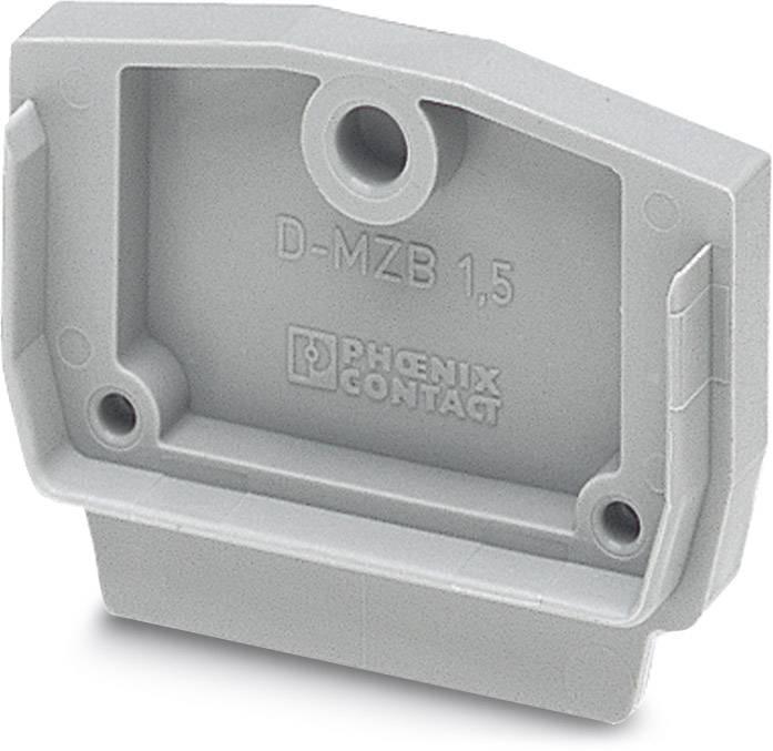 End cover D-MZB 1,5 Phoenix Contact 50 ks
