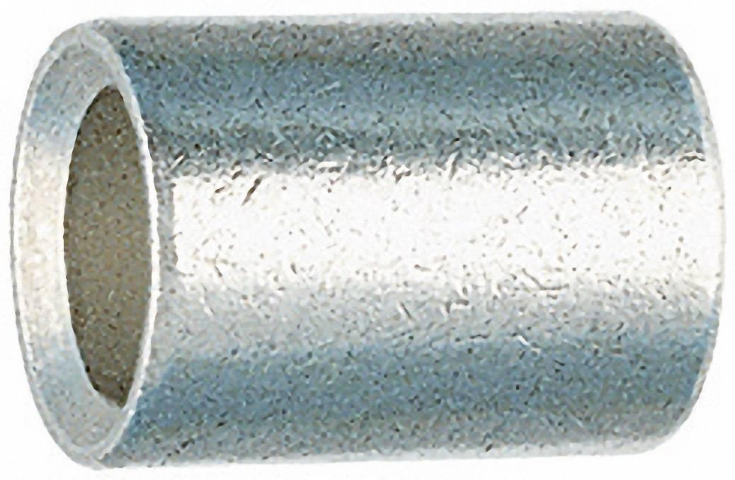 Paralelný konektor Klauke 1653K, 16 mm² (max), neizolované, kov, 1 ks