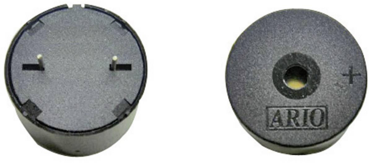 Piezoměnič, 102 dB 3 - 30 V/DC
