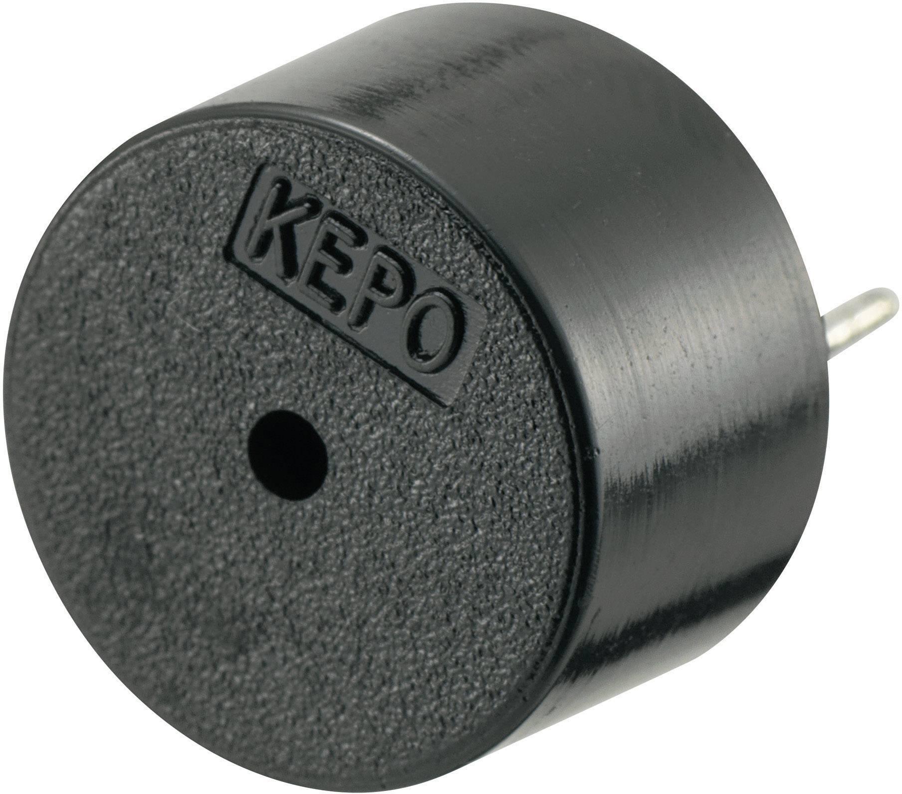 Piezoměnič, 80 dB 12 V/DC, KPT -G1210-K8436