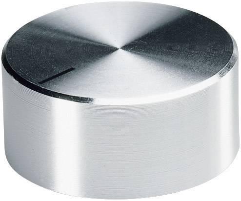 Otočný gombík OKW A1438461, (Ø x v) 37.8 mm x 15.9 mm, hliník, 1 ks