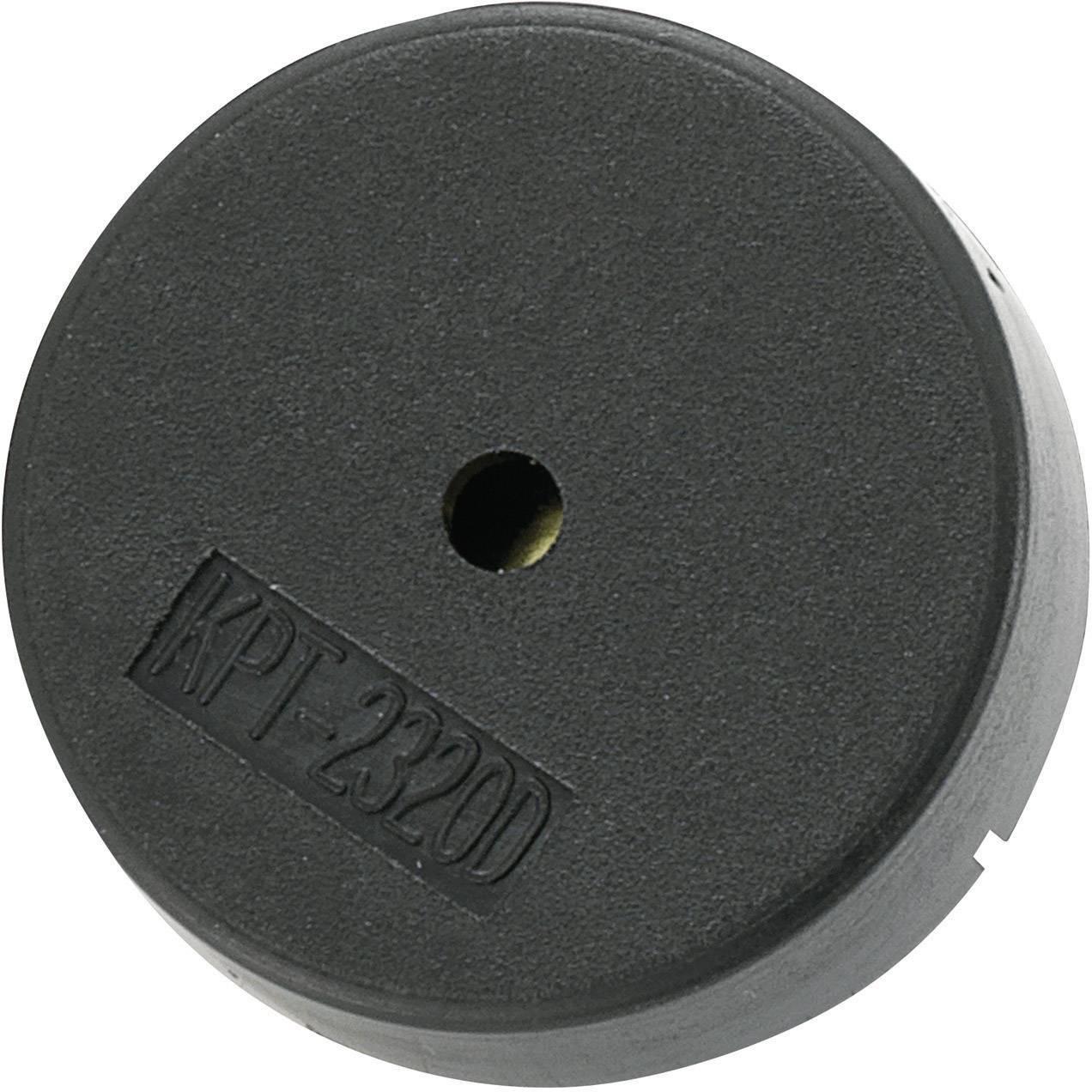 Piezoměnič, 78 dB 12 V/AC, KPT-G2320D-K8441