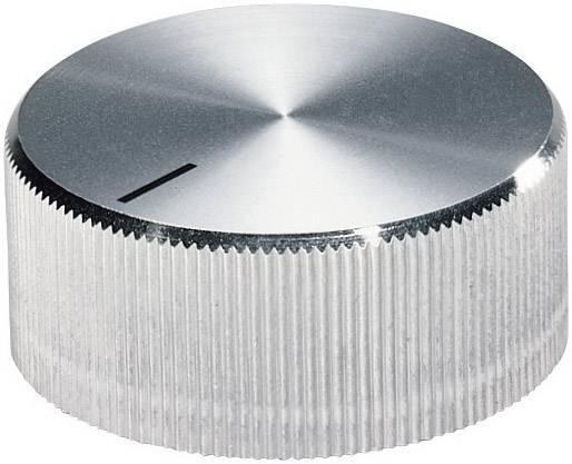 Otočný gombík OKW A1438261, (Ø x v) 38.9 mm x 16 mm, hliník, 1 ks