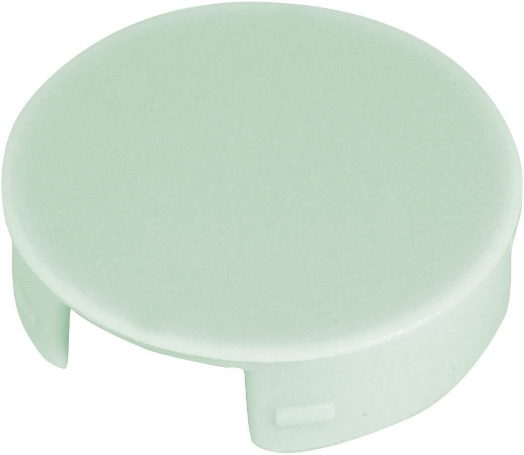 Krytka na kombinovaný knoflík (/O 16 mm) OKW, zelená