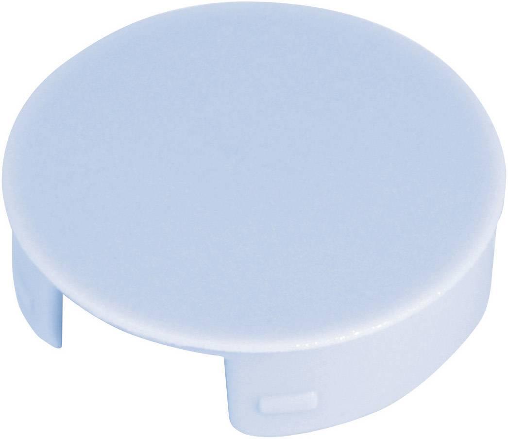 Krytka na kombinovaný knoflík (/O 20 mm) OKW, modrá