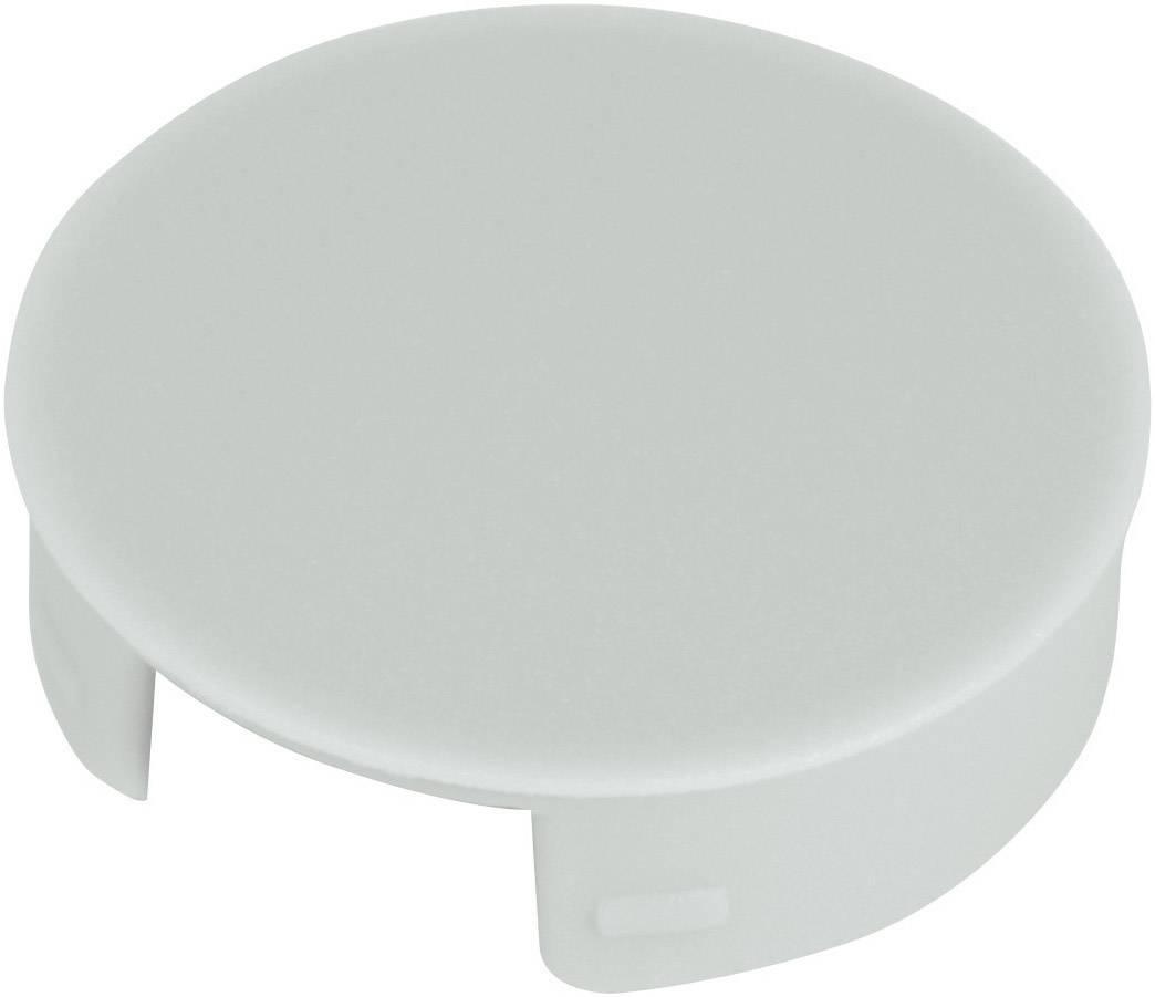 Krytka na kombinovaný knoflík (/O 20 mm) OKW, šedá
