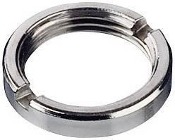 Kovová kruhová matice OKW, závit M7x0,75