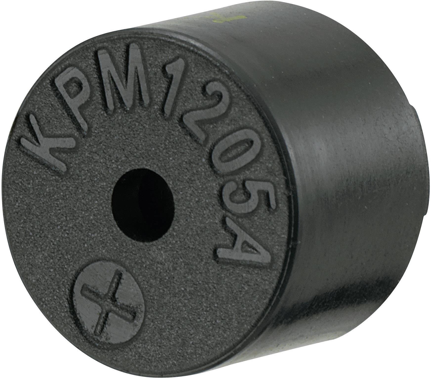 Magnetodynamický měnič, 85 dB 5 V / DC, KPM-G1205A-K6327