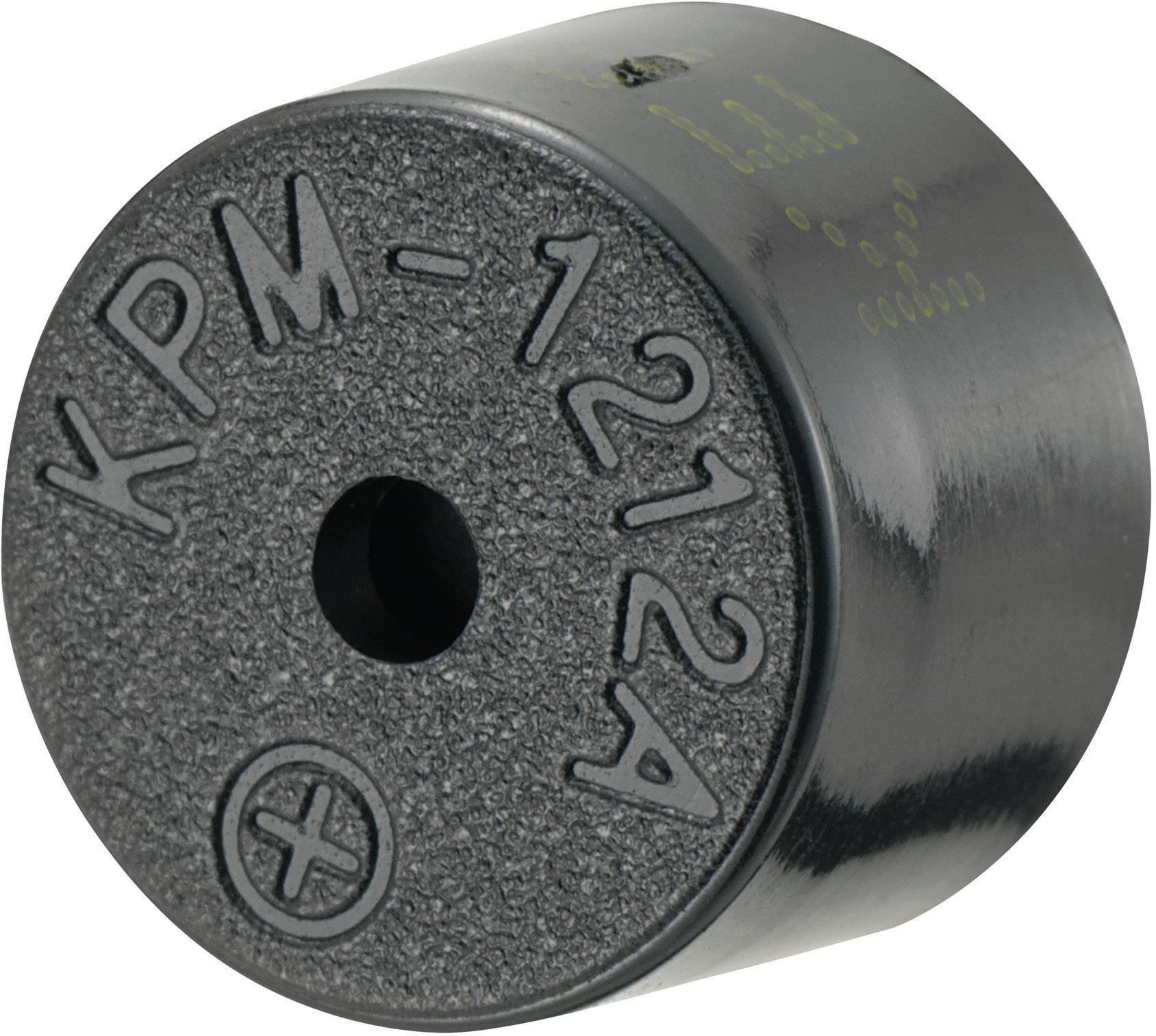 Magnetodynamický měnič, 85 dB 12 V / DC, KPM-1212A-K6389