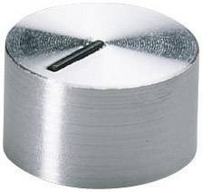 Otočný gombík OKW A1412461, (Ø x v) 12 mm x 7.1 mm, hliník, 1 ks
