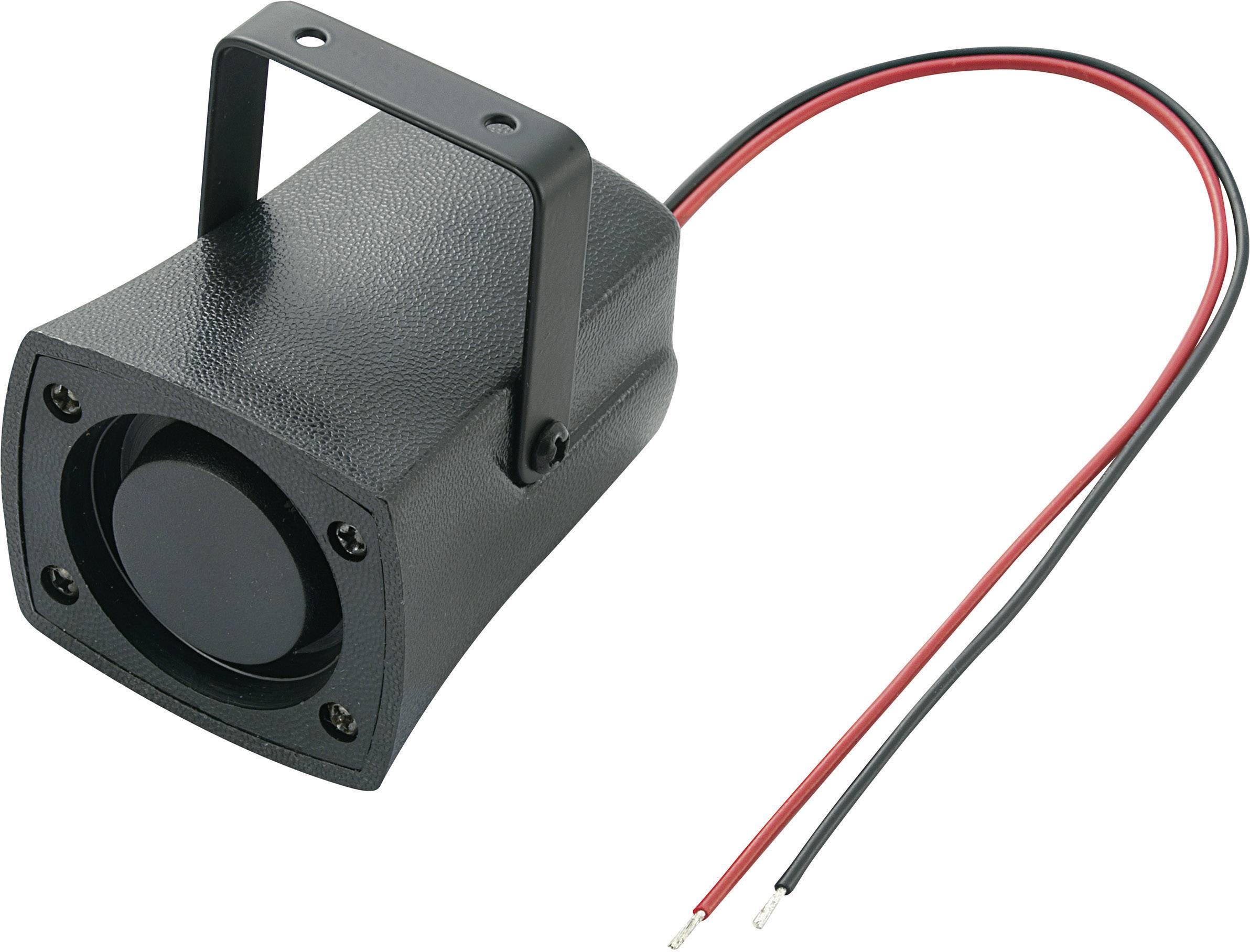 Piezoměnič, 105 dB 12 V/DC , KPS-G4510-K619