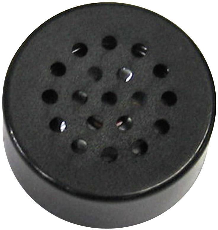 Mini reproduktor, 0.1 W, 1.5 kHz, 85 dB, 8 Ω