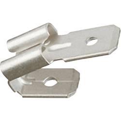 Faston rozbočovač Šířka zástrčky: 6.3 mm bez izolace kov Klauke 725 1 ks