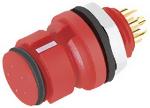 Guľatý konektor submin. Binder 99 9208 050 03, zásuvka zabudovateľná, 3-pól., IP67