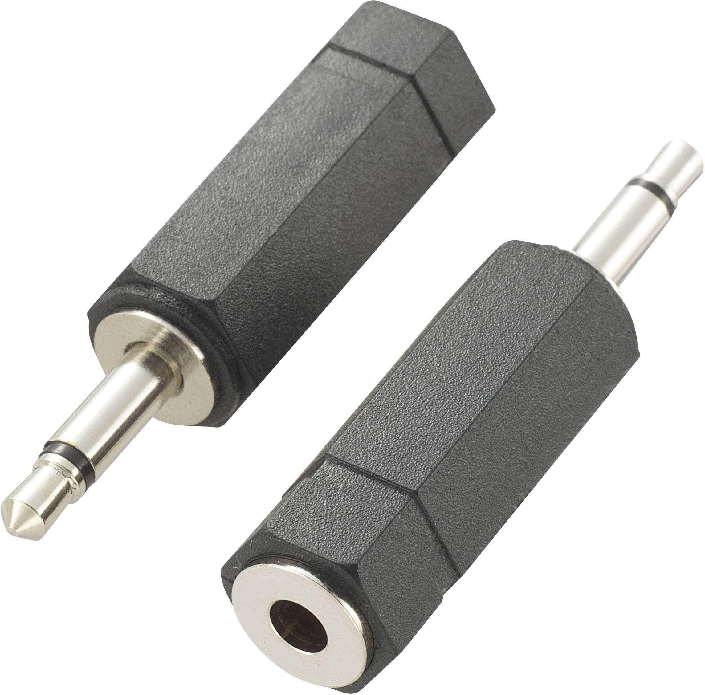 Audio/video adaptéry a připojovací kabely