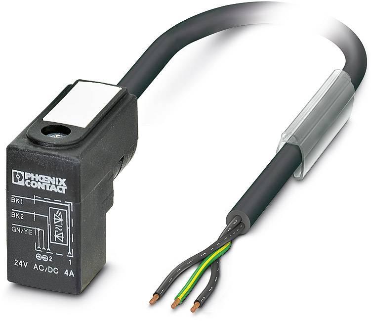 Sensor/Actuator cable SAC-3P- 5,0-PUR/CI-1L-Z Phoenix Contact 1435700 SAC-3P- 5,0-PUR/CI-1L-Z, 1 ks
