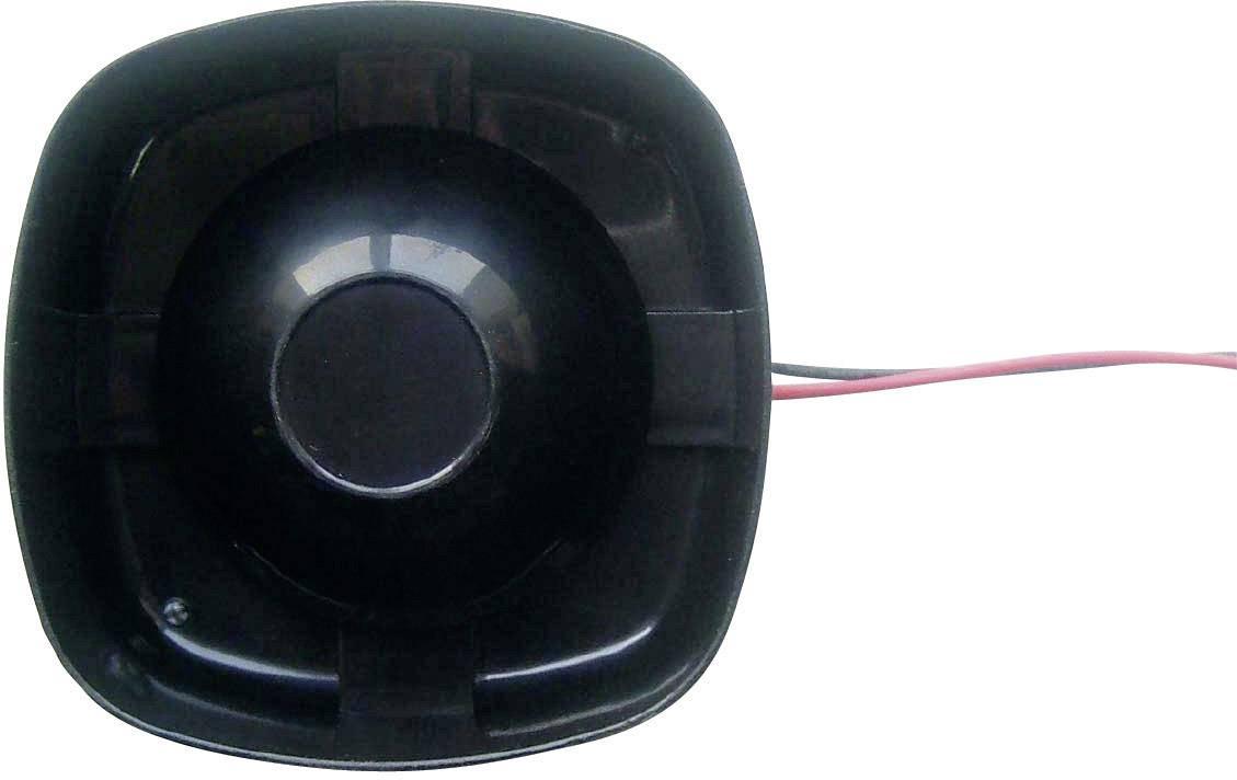 Mini reproduktor, 35 W, 1.3 kHz, 110 dB, 4 Ω
