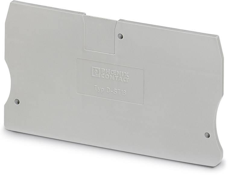 End cover D-ST 16 Phoenix Contact 50 ks