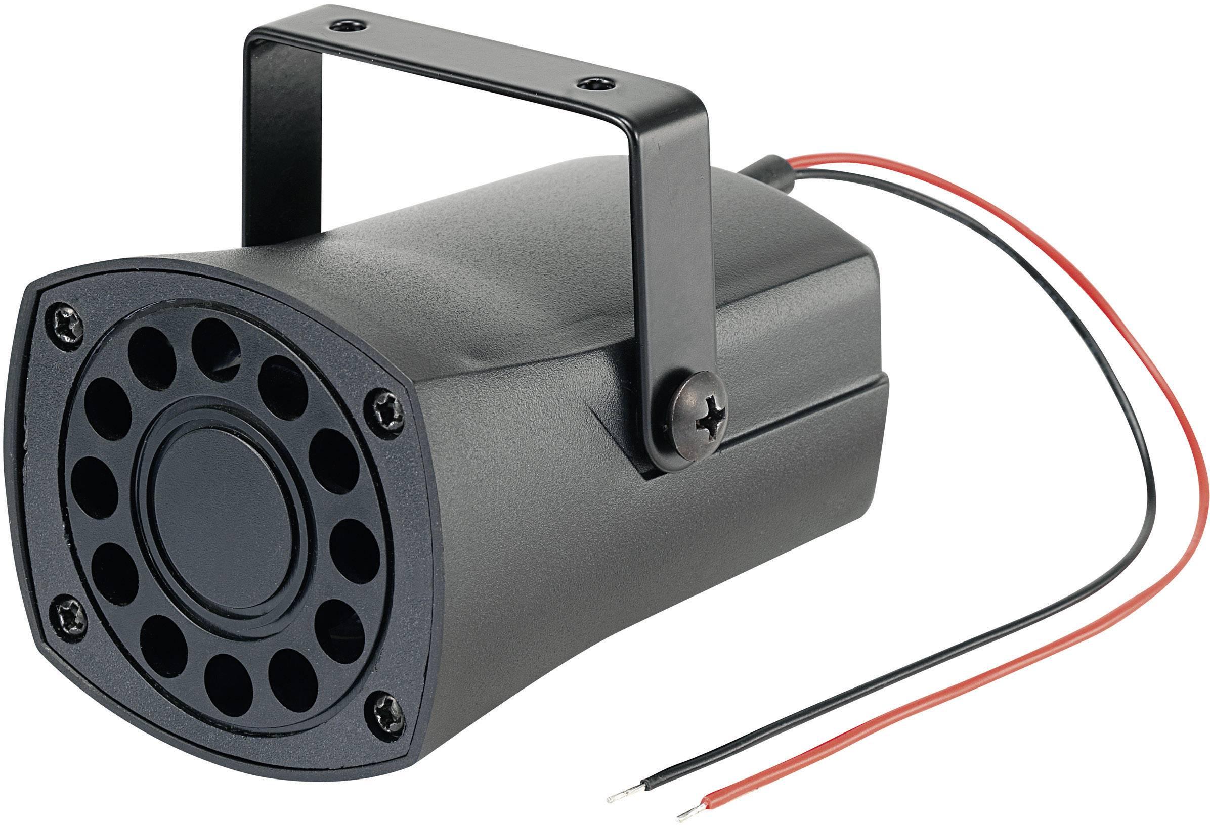 Piezoměnič, 102 dB 12 V/DC, KPS-G6210-K1013