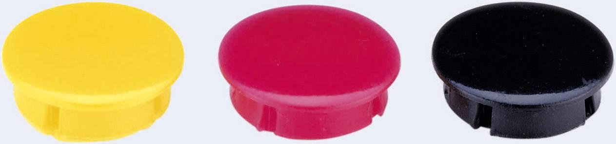 Krytka na otočný knoflík Mentor 331.662, pro sérii 15, červená
