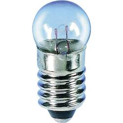 Guľatá žiarovka, 24 V, 3 W, 125 mA, E10