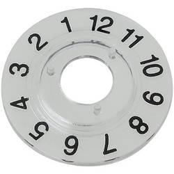Kruhová stupnice Mentor 331.205, pro sérii 15, rozsah 1-12