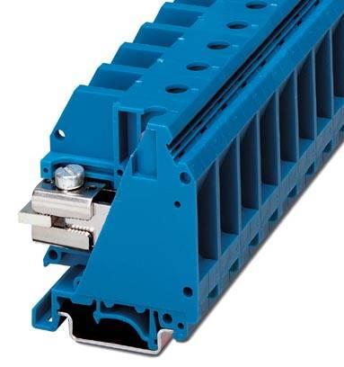 Oddělovací svorka Phoenix Contact UKN 35 BU 3034099, 50 ks, modrá