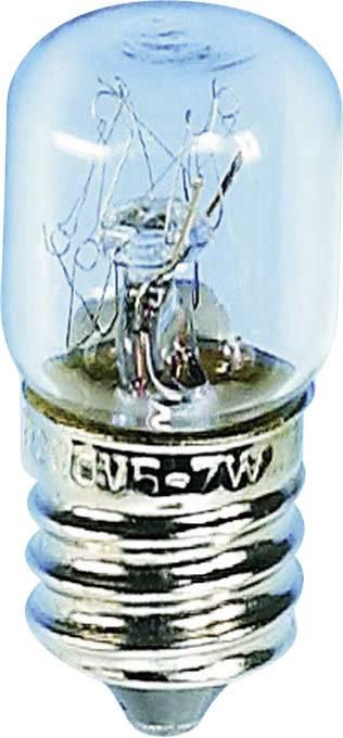 Žárovka Barthelme, 16 x 54 mm, E14, 24 V, 4 W, čirá