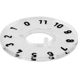 Kruhová stupnice Mentor 332.204, pro sérii 20, rozsah 0-11