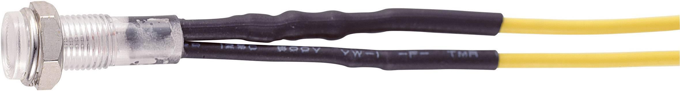 Sedeco BN-0551 TRANSPARENT, číra, 1 ks