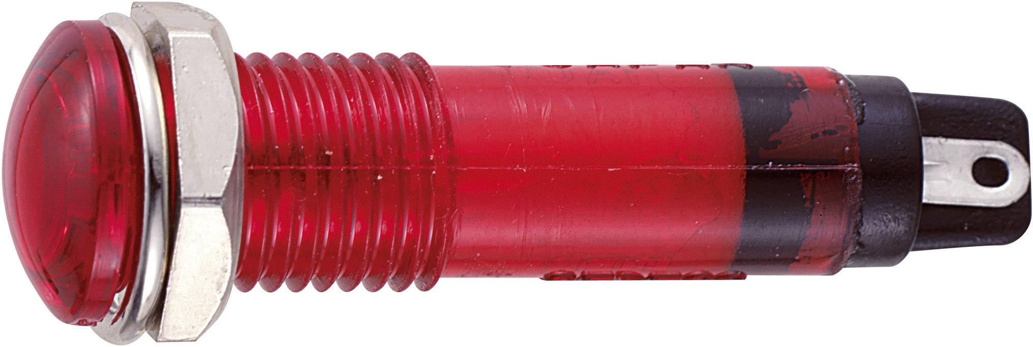 Sedeco BN-0755 RED, červená, 1 ks