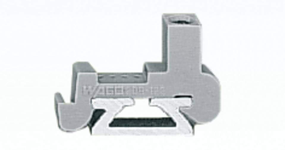 Kunststoffendklammer, WAGO 209-122, 28.6 mm x 6 mm x 28 mm , 25 ks